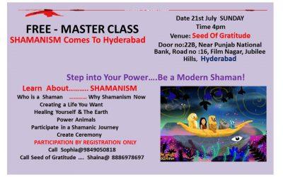 Free master class