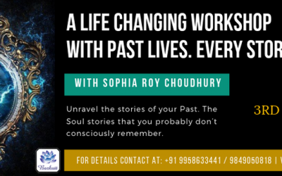New Past Life Workshop at Delhi 2nd& 3rd AUGUST